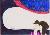 Abbildung Franz West, 1972, Rufpreis € 8.000